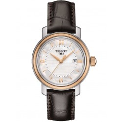 Tissot Ladies Bridgeport Strap Watch T097.010.26.118.00