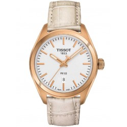Tissot Ladies T-Classic PR100 Strap Watch T101.210.36.031.00