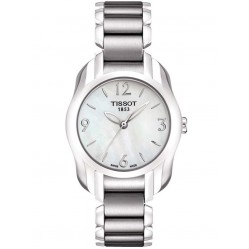 Tissot T-Lady T-Wave Bracelet Watch T023.210.11.117.00