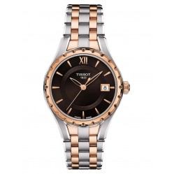 Tissot Ladies T-Lady Two Tone Bracelet Watch T072.210.22.298.00