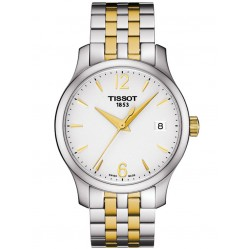 Tissot Ladies Tradition Bracelet Watch T063.210.22.037.00