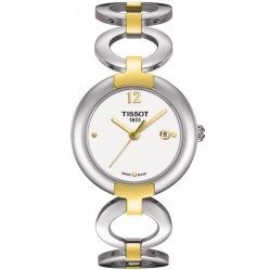 Tissot Ladies T-Lady Pinky Bracelet Watch T084.210.22.017.00