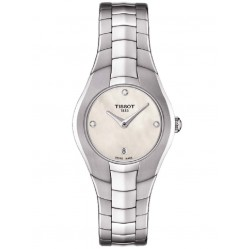 Tissot Ladies T-Round Watch T096.009.11.116.00