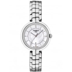 Tissot T-Lady Flamingo Bracelet Watch T094.210.11.111.00
