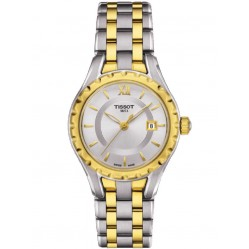 Tissot T-Lady Two Tone Bracelet Watch T072.010.22.038.00