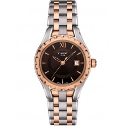Tissot Ladies T-Lady Small Two Tone Bracelet Watch T072.010.22.298.00