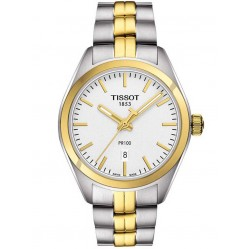 Tissot Ladies T-Classic PR100 Bracelet Watch T101.210.22.031.00