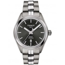 Tissot Ladies T-Classic PR100 Titanium Watch T101.210.44.061.00