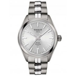 Tissot Ladies T-Classic PR100 Titanium Watch T101.210.44.031.00