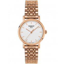Tissot Ladies Rose Gold Plated Bracelet Watch T1092103303100