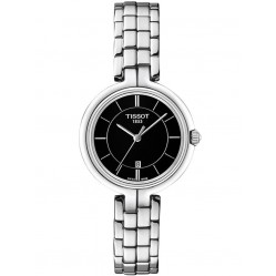 Tissot Ladies T-Lady Flamingo Black Watch T094.210.11.051.00