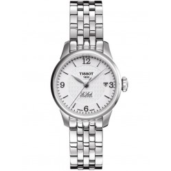 Tissot Ladies Le Locle Silver Automatic Watch T41118334