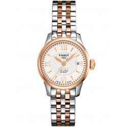 Tissot Ladies Le Locle Two Tone Automatic Watch T41218333
