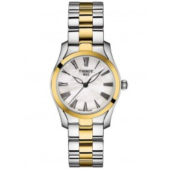 Tissot Ladies T-Lady T-Wave Two Tone Bracelet Watch T112.210.22.113.00