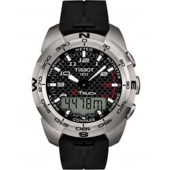 Tissot Mens T-Touch Expert Titanium Watch T013.420.47.202.00