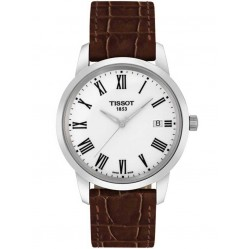 Tissot Mens T-Classic Dream Strap Watch T033.410.16.013.01