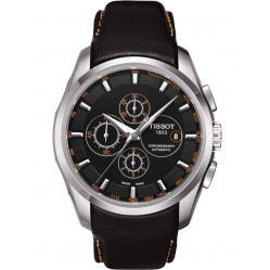 Tissot Mens Couturier Automatic Strap Watch T035.627.16.051.01
