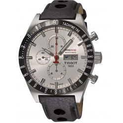 Tissot Mens Black Strap Watch T044.614.26.031.00