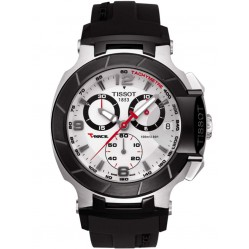 Tissot Mens T-Race Strap Watch T048.417.27.037.00