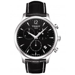 Tissot Mens Chronograph Strap Watch T063.617.16.057.00