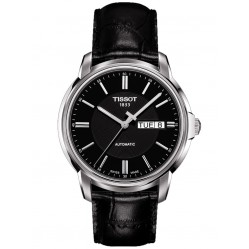 Tissot Mens Automatic Strap Watch T065.430.16.051.00