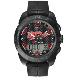 Tissot Mens T Touch Expert Titanium Dragon Watch T013.420.47.201.01