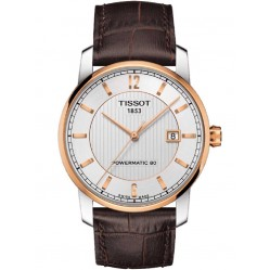 Tissot T-Classic Powermatic 80 Strap Watch T087.407.56.037.00