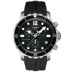 Tissot Mens T-Sport Seastar Strap Watch T066.417.17.057.00