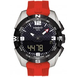 Tissot Mens T-Touch Expert Solar Watch T091.420.47.057.00