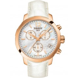 Tissot Unisex Quickster Strap Watch T095.417.36.117.00