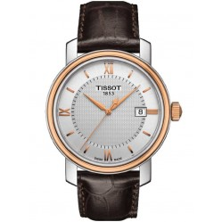 Tissot Mens Bridgeport Strap Watch T097.410.26.038.00
