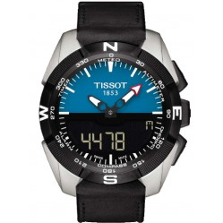 Tissot Mens T-Touch Solar Strap Watch T091.420.46.041.00