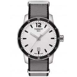 Tissot Mens T-Sport Quickster Nato Watch T095.410.17.037.00