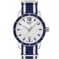 Tissot Mens Quickster Strap Watch T095.410.17.037.01