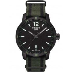Tissot Mens Quickster Strap Watch T095.410.37.057.00