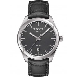 Tissot Mens T-Classic PR100 Strap Watch T101.410.16.441.00