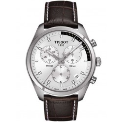 Tissot Mens PR100 Chronograph Watch T101.417.16.031.00