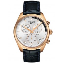 Tissot Mens T-Classic PR100 Chronograph Watch T101.417.36.031.00