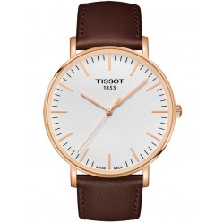 Tissot Mens T-Classic Everytime Watch T109.610.36.031.00