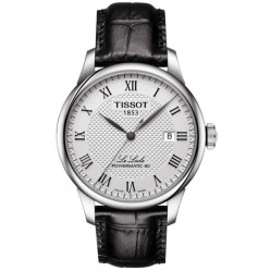 Tissot Mens T-Classic Le Locle Strap Watch T006.407.16.033.00