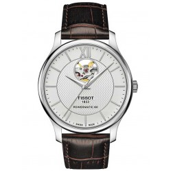 Tissot Mens T-Classic Tradition Strap Watch T063.907.16.038.00