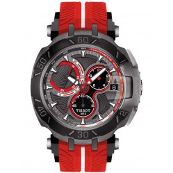 Tissot Mens T-Race Jorge Lorenzo 2017 Limited Edition Watch T092.417.37.061.02