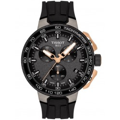 Tissot Mens T-Race Cycling Black Watch T111.417.37.441.07