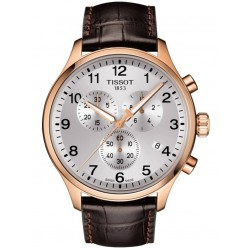Tissot Mens Chrono Xl Classic Brown Watch T116.617.36.037.00