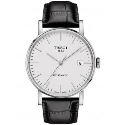 Tissot Mens T-Classic Everytime Swissmatic Black Watch T109.407.16.031.00