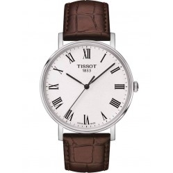Tissot Mens Everytime Brown Watch T109.410.16.033.00