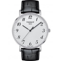 Tissot Mens Everytime Black Watch T109.610.16.032.00