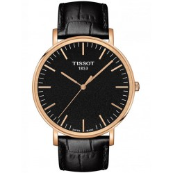 Tissot Mens Everytime Black Watch T109.610.36.051.00