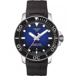 Tissot Mens Seastar Black Watch T120.407.17.041.00