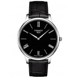 Tissot Mens Tradition Black Watch T063.409.16.058.00